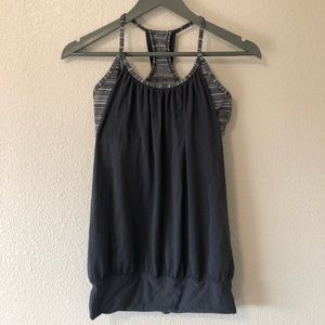 Lululemon No Limit Tank. Size 6. No pads